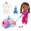 z Doc McStuffins Walk n' Talk Doll and Doc Mobile Play Set thumbnail 1