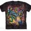 Dean Russo Happy Wolf T-Shirt thumbnail 1