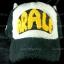 หมวก ARALE อาราเล่ รุ่นขนปุย สีดำ thumbnail 2