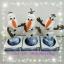 z Disney Frozen Spinning Olaf สูง13นิ้ว from USA ของแท้ นำเข้าจากอเมริกา น่ารัก พูดได้ หมุนตัวได้ เห็นแล้วหลงรักเลย thumbnail 2