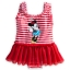 zMinnie Mouse Deluxe Tutu Swimsuit for Baby (Size 18-24 month) thumbnail 1
