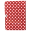 พร้อมส่ง * เคส Tab 3 10.1 ลายจุด หมุ่น360 องศา สีแดงจุดขาว (ส่งฟรี EMS) thumbnail 2
