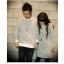 เสื้อคู่เกาหลี Autumn เทา thumbnail 7