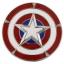 z Captain America Belt Buckle by 1928 Jewelry thumbnail 1