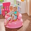 Kitty Kids Chair , Age3-8 โซฟาเป่าลม คิตตี้ สีชมพู 48508 คิตตี้แท้ ลิขสิทธิ์แท้ thumbnail 3