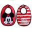 z Mickey mouse bib set for baby thumbnail 1