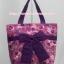 กระเป๋าสะพาย นารายา ผ้าคอตตอน สีชมพู ลายดอกไม้ ผูกโบว์ (กระเป๋านารายา กระเป๋าผ้า NaRaYa กระเป๋าแฟชั่น) thumbnail 2
