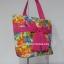 กระเป๋าสะพาย นารายา ผ้าคอตตอน ลายดอกชบา สีสดใส ผูกโบว์ (กระเป๋านารายา กระเป๋าผ้า NaRaYa กระเป๋าแฟชั่น) thumbnail 1