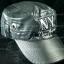 หมวก Cap หนังสีดำ ทรงหัวตัด ปัก NY เท่ห์มากๆ thumbnail 3
