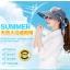 Pre-order หมวกแฟชั่น หมวกแก็ปปีกกว้าง หมวกฤดูร้อน กันแดด กันแสงยูวี สีฟ้าอ่อนแต่งด้วยผ้าพิมพ์ลายดอกไม้ thumbnail 9