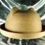 หมวกหูแมว ปีกรอบ สีน้ำตาลอ่อน สุดฮิต !! thumbnail 1
