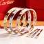 พร้อมส่ง ~ Cartier Diamond Bracelet กำไลข้อมือหน้าโลโก้คาร์เทีย thumbnail 1