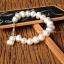 ++ Fresh Water Pearl - มุกน้ำจืด สีขาวครีม ++ thumbnail 6