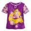 zRapunzel PJ Pal Shorts Set for Girls Size4 thumbnail 2