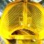 หมวกฉลาม ปากอ้า สีเหลือง (2 ปีก) ลายใหม่ หน้ากวน thumbnail 5