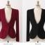 พรีออเดอร์ เสื้อสูททำงาน เสื้อสูทผู้หญิง แฟชั่นเสื้อสูทสไตล์เกาหลี thumbnail 1
