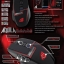 Signo E-Sport GM-916 Macro Gaming Mouse thumbnail 1