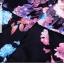 Pre-order จั๊มสูทเสื้อสายเดี่ยว ผ้าโพลีเอสเตอร์พิมพ์ลายดอกไม้ แฟชั่นสไตล์ยุโรป-อเมริกา ปี 2015 thumbnail 12