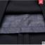 (Pre-Order) กระโปรงทำงานเอวสูงทรงดินสอ ผ้าขนสัตว์ แฟชั่นเกาหลี ลายริ้วสีดำ thumbnail 7