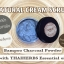 """Natural Body Cream Scrub """"BAMBOO CHARCOAL POWDER with THAI HERBS ESSENTIAL OIL"""" thumbnail 1"""