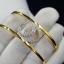 พร้อมส่ง ~ กำไลข้อมือและแหวน Chanel งานทอง 5 ไมครอน thumbnail 4