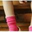 ถุงเท้าเด็กแบบยาวสีชมพู thumbnail 3