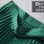 (Pre-order) กระโปรงพลีท กระโปรงทำงาน สวยเรียบหรู ความยาวคลุมเข่า ผ้าชีฟอง 2 สี คือ สีดำ และสีเขียวเข้ม thumbnail 5