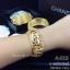 พร้อมส่ง ~ Gold Bracelet งานชุบทอง 5 ไมครอนอย่างดีค่ะ thumbnail 5