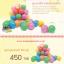 บอล มี มอก ไร้สาร สำหรับเด็ก ลูกบอล แบบ Non toxic ราคาถูก รัศมี 3 นิ้ว ทำจากพลาสติกเกรด A คุณภาพดี สีสันสดใส ไว้สำหรับเล่นในบ้านบอล บ่อบอล หรือสระน้ำเป่าลมก็ได้ค่ะ thumbnail 1