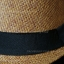 หมวกสาน ทรงไมเคิล สีน้ำตาลขอบเรียบ แถบดำ ฮิตๆ !!! thumbnail 5