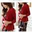 พรีออเดอร์ เสื้อสูททำงาน เสื้อสูทผู้หญิง แฟชั่นเสื้อสูทสไตล์เกาหลี thumbnail 4