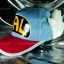 หมวก ARALE อาราเล่ สีฟ้า-ชมพู 2 tone thumbnail 3