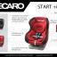 RECARO start + I Made in japan 5 kg – 18 kg และความสูง 50 cm - 100 cm ผ่านมาตรฐานความปลอดภัยของยุโรป ECE-R44/04 thumbnail 1