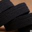 พรีออเดอร์ เข็มขัดผู้ชาย เข็มขัดเชือกถักแต่งด้วยหนังแท้สีดำ หัวสีทอง เวอร์ชั่นเกาหลี thumbnail 5