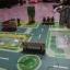 จิ๊กซอว์ fire Engine3d floor puzzle thumbnail 3
