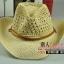 (Pre-order) หมวกปีกกว้าง หมวกสาน ป้องกันแดด สำหรับกิจกรรมกลางแจ้ง เที่ยวทะเล สีเบจ thumbnail 2