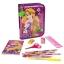 z Rapunzel Zip-Up Stationery Kit thumbnail 1