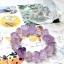 ++ Ametrine - อเมทริน สีม่วงอ่อนใส ทรงรักบี้เจียระไนเหลี่ยม สวยงามมาก ๆ ค่ะ ++ thumbnail 9