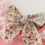 เสื้อเด็กหญิง PinkIdeal เสื้อสีชมพู ผูกโบว์ด้านหลัง thumbnail 6