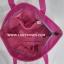 กระเป๋าสะพาย นารายา ผ้าเดนิม สียีนส์ ชมพูเข้ม ลายนารายา (กระเป๋านารายา กระเป๋าผ้า NaRaYa กระเป๋าแฟชั่น) thumbnail 6