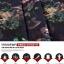 Pre-Order กระโปรงผ้าโพลีเอสเตอร์พิมพ์ลายดอกไม้ สไตล์วินเทจ ผ้าเนื้อหนา แฟชั่นปี 2015 thumbnail 10
