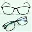 กรอบแว่นตา LENMiXX S Black thumbnail 1