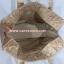กระเป๋าสะพาย นารายา ผ้าซาตินมัน สีทอง ทรงสี่เหลี่ยม ผูกโบว์ด้านหน้า (กระเป๋านารายา กระเป๋าผ้า NaRaYa กระเป๋าแฟชั่น) thumbnail 7