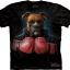 Pre.เสื้อยืดพิมพ์ลาย3D The Mountain T-shirt : Boxer Rocky thumbnail 1
