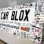 กรอบป้ายทะเบียนรถยนต์ CARBLOX ระหัส CB 0005 ลาย CUTE. thumbnail 3