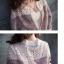 Pre-order เสื้อแจ๊คเก็ตแขนสามส่วน ผ้าถักประดับลูกไม้ เสื้อลำลอง thumbnail 5