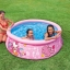 ( Kitty Easy Set Pool ) , Age3+ สระน้ำอีซี่เซ็ท ลายคิตตี้ สีชมพู 28104 ลายคิตตี้ สีชมพู คิตตี้แท้ ลิขสิทธิ์แท้ thumbnail 3