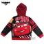 """ฮ """" Size S-M-L """" เสื้อแจ็คเก็ต Jacket Disney Cars เสื้อกันหนาว เด็กผู้ชาย สกรีนลาย คาร์ สีแดง รูดซิป มีหมวก(ฮู้ด)สีดำ ใส่คลุมกันหนาว กันแดด ใส่สบาย ดิสนีย์แท้ ลิขสิทธิ์แท้ thumbnail 4"""