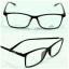กรอบแว่นตา LENMiXX MIGAO Black thumbnail 1