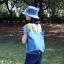 Pre-order หมวกยีนส์แฟชั่น หมวกปีกกว้าง หมวกฤดูร้อน กันแดด กันแสงยูวี สีบลูยีนส์ thumbnail 7
